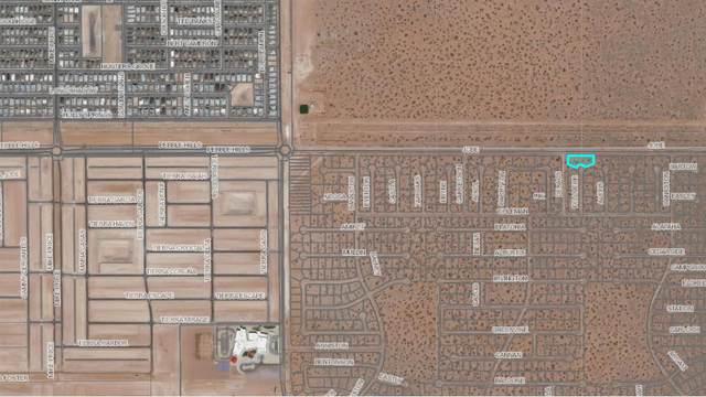 2 Jobe, El Paso, TX 79928 (MLS #834472) :: Mario Ayala Real Estate Group