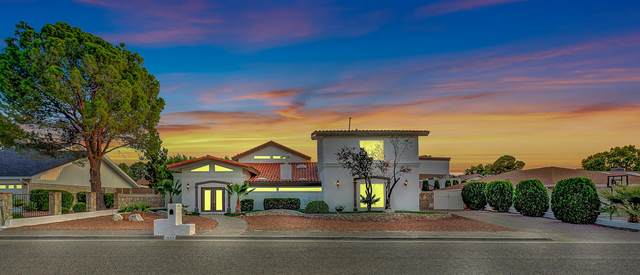1626 Billy Casper Drive, El Paso, TX 79936 (MLS #834487) :: Preferred Closing Specialists