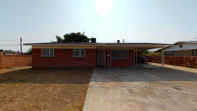 9301 Waverly Drive, El Paso, TX 79924 (MLS #834502) :: Mario Ayala Real Estate Group