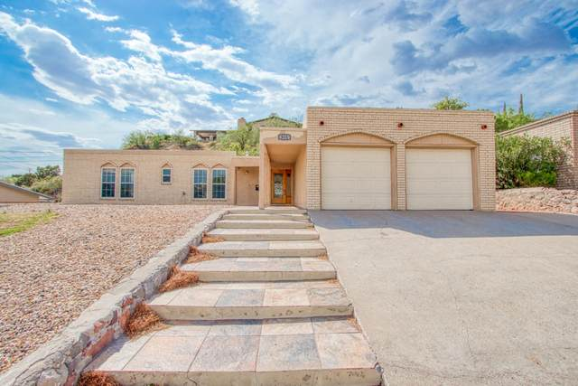 521 Thunderbird Drive, El Paso, TX 79912 (MLS #834504) :: Jackie Stevens Real Estate Group brokered by eXp Realty