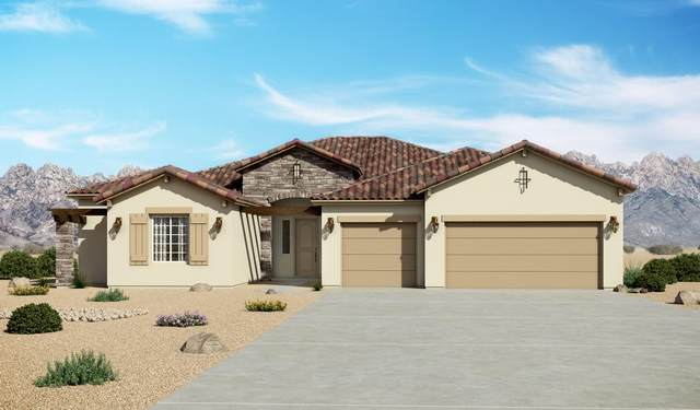 5889 Valle Bello Avenue, El Paso, TX 79932 (MLS #834522) :: Preferred Closing Specialists