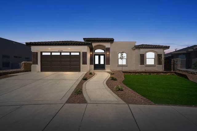 2729 Tierra Murcia Street, El Paso, TX 79938 (MLS #834526) :: Jackie Stevens Real Estate Group brokered by eXp Realty