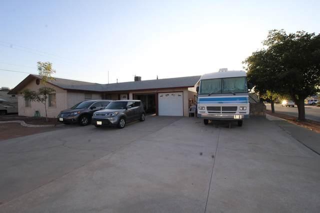 10541 Saigon Drive, El Paso, TX 79925 (MLS #834542) :: The Matt Rice Group