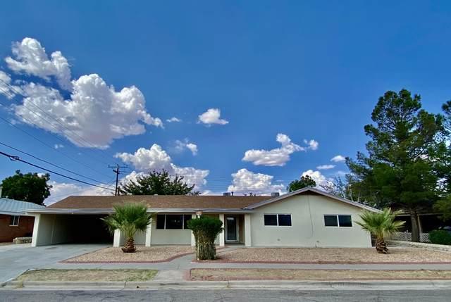 9705 Eugenia Court, El Paso, TX 79925 (MLS #834548) :: Preferred Closing Specialists
