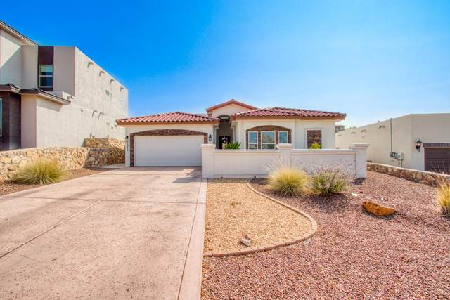 7316 Canyon Wren Avenue, El Paso, TX 79911 (MLS #834556) :: Mario Ayala Real Estate Group