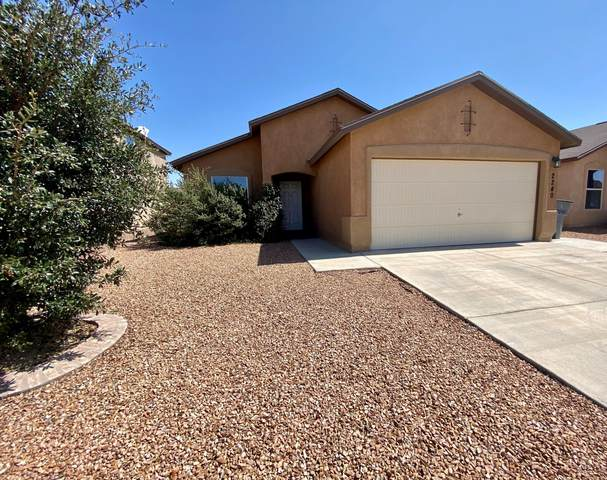 2240 Sparrow Point Street, El Paso, TX 79938 (MLS #834557) :: Jackie Stevens Real Estate Group brokered by eXp Realty
