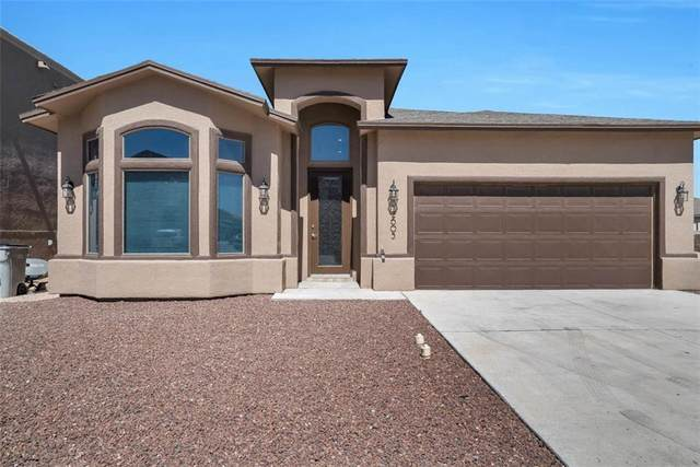12605 Azulejos Street, El Paso, TX 79928 (MLS #834558) :: The Purple House Real Estate Group