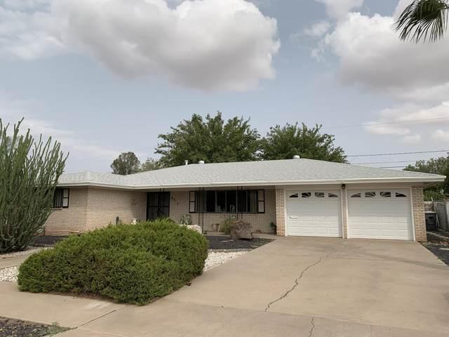 8313 Hopewell Drive, El Paso, TX 79925 (MLS #834568) :: The Matt Rice Group
