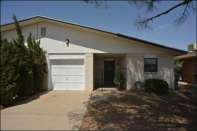 10937 Sagebrush Way B, El Paso, TX 79936 (MLS #834569) :: Preferred Closing Specialists