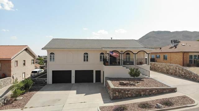 3216 Mountain Walk, El Paso, TX 79904 (MLS #834570) :: Jackie Stevens Real Estate Group brokered by eXp Realty