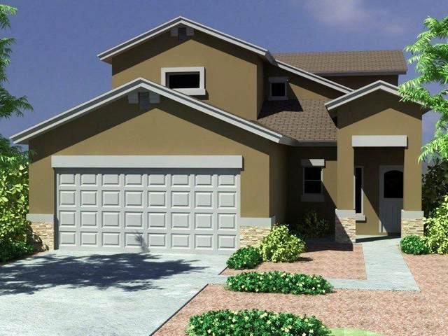 12953 Nidd Drive, El Paso, TX 79928 (MLS #834575) :: Jackie Stevens Real Estate Group brokered by eXp Realty