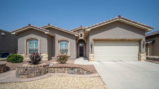14629 Long Shadow Avenue, El Paso, TX 79938 (MLS #834578) :: Jackie Stevens Real Estate Group brokered by eXp Realty
