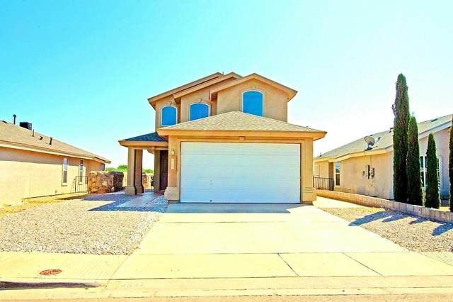 4544 Joseph Rodriguez Drive, El Paso, TX 79938 (MLS #834580) :: Jackie Stevens Real Estate Group brokered by eXp Realty
