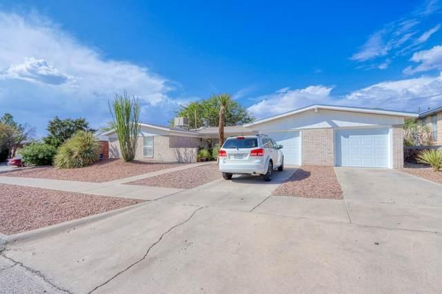 6816 Escondido Drive A&B, El Paso, TX 79912 (MLS #834591) :: Preferred Closing Specialists