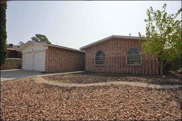 228 Flynn Drive, El Paso, TX 79932 (MLS #834594) :: Mario Ayala Real Estate Group