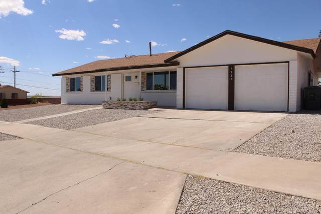 7324 Armistad Avenue, El Paso, TX 79912 (MLS #834596) :: Jackie Stevens Real Estate Group brokered by eXp Realty