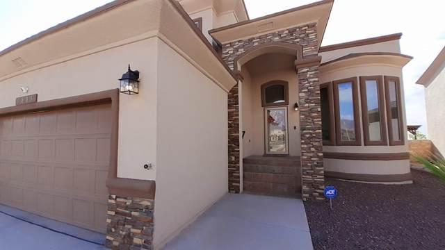 7885 Enchanted View Drive, Canutillo, TX 79835 (MLS #834597) :: Mario Ayala Real Estate Group