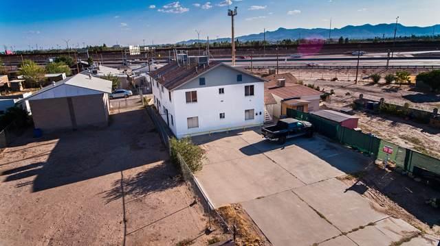 4006 Laredo Avenue, El Paso, TX 79905 (MLS #834598) :: Jackie Stevens Real Estate Group brokered by eXp Realty