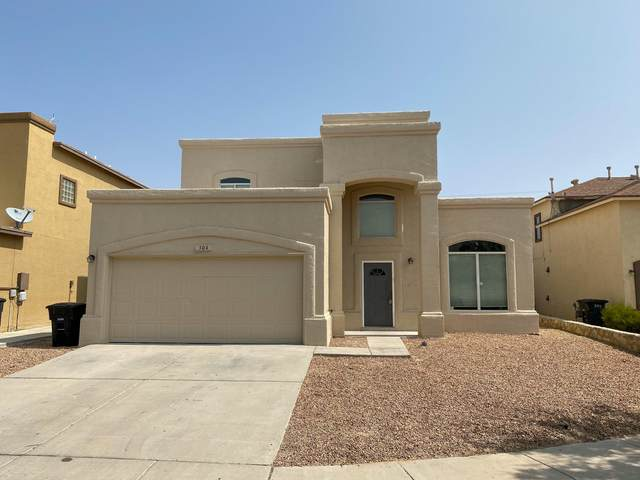 304 Warren Belin Drive, El Paso, TX 79928 (MLS #834601) :: Mario Ayala Real Estate Group