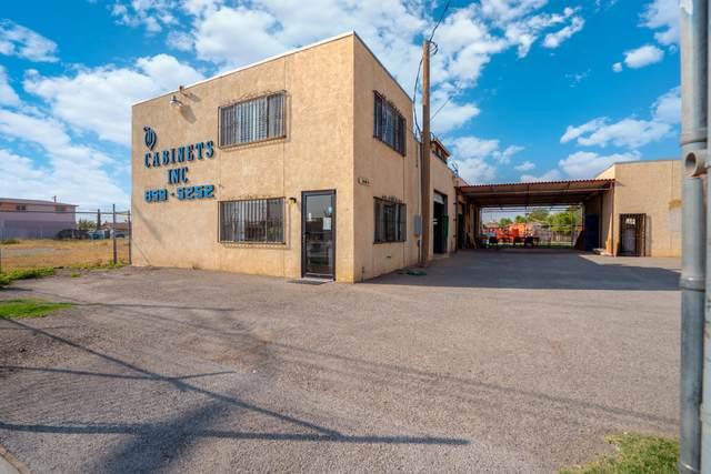 10050 N Loop Drive, Socorro, TX 79927 (MLS #834606) :: Jackie Stevens Real Estate Group brokered by eXp Realty