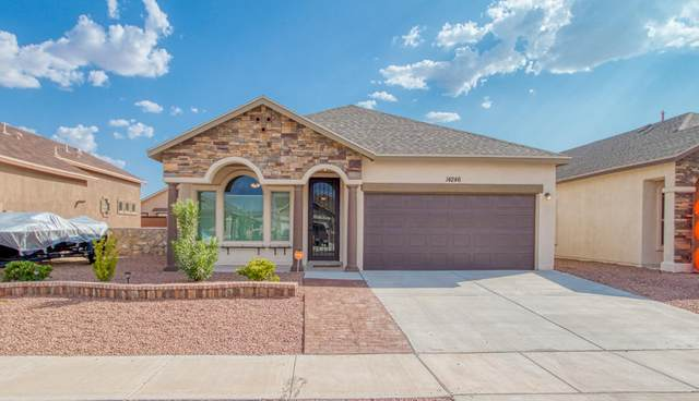 14246 Charles Pollock Avenue, El Paso, TX 79938 (MLS #834607) :: Mario Ayala Real Estate Group