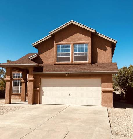 667 Juan Munoz Ct, El Paso, TX 79932 (MLS #834611) :: Mario Ayala Real Estate Group
