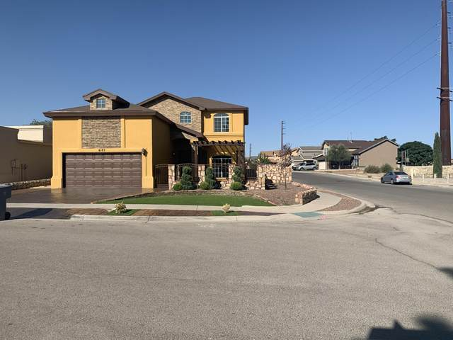 6185 Sand River Place, El Paso, TX 79932 (MLS #834613) :: Mario Ayala Real Estate Group