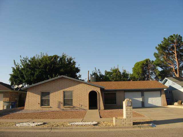 11253 Warcloud Avenue, El Paso, TX 79936 (MLS #834614) :: Preferred Closing Specialists
