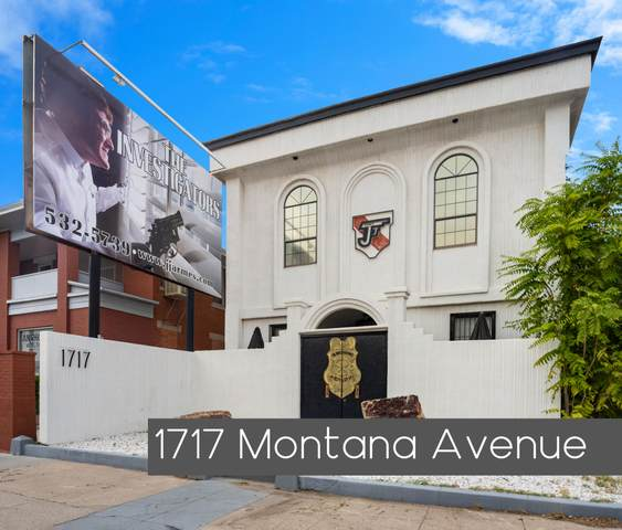 1717 Montana Avenue, El Paso, TX 79902 (MLS #834615) :: Jackie Stevens Real Estate Group brokered by eXp Realty