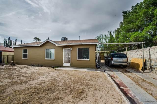 7833 Rodeo Dr Avenue, El Paso, TX 79915 (MLS #834623) :: Mario Ayala Real Estate Group