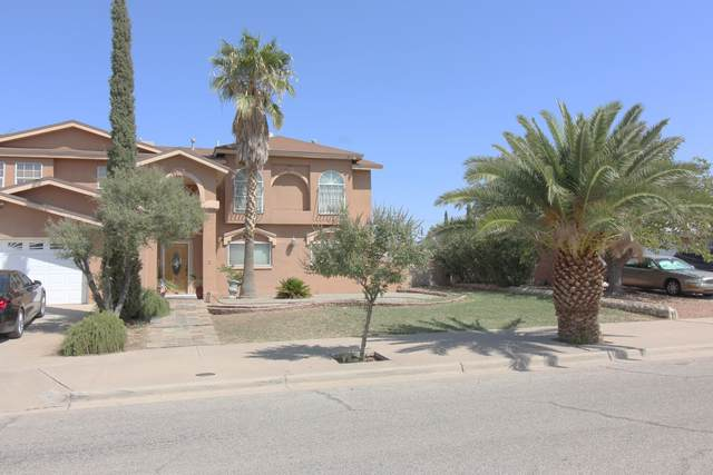8709 Shaver Drive, El Paso, TX 79925 (MLS #834624) :: The Purple House Real Estate Group