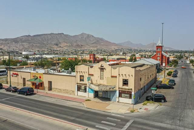 3031 Alameda Avenue, El Paso, TX 79905 (MLS #834626) :: Jackie Stevens Real Estate Group brokered by eXp Realty