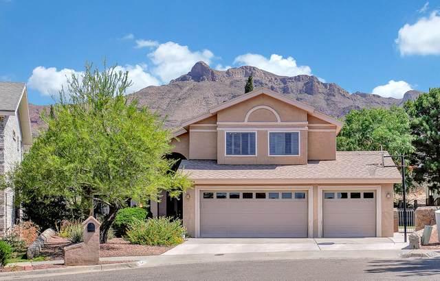 854 Via Corta Court, El Paso, TX 79912 (MLS #834633) :: Mario Ayala Real Estate Group