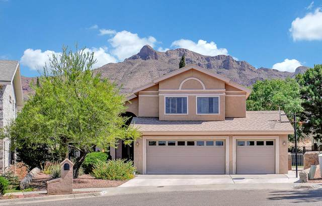 854 Via Corta Court, El Paso, TX 79912 (MLS #834633) :: Jackie Stevens Real Estate Group brokered by eXp Realty