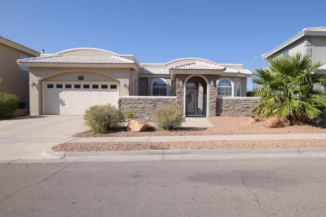 1533 Altar Del Sol Drive, El Paso, TX 79911 (MLS #834637) :: Mario Ayala Real Estate Group