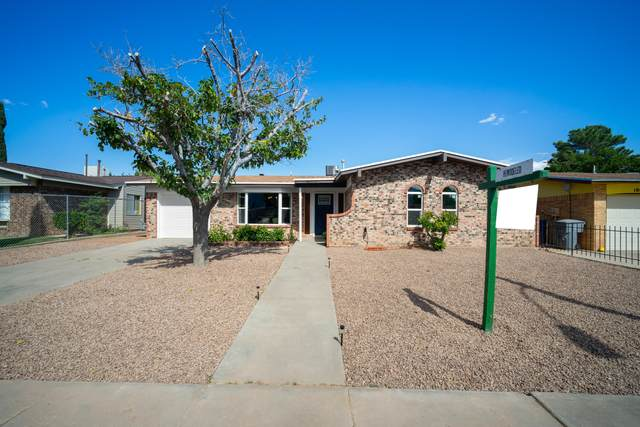 10432 Hermes Drive, El Paso, TX 79924 (MLS #834639) :: Jackie Stevens Real Estate Group brokered by eXp Realty