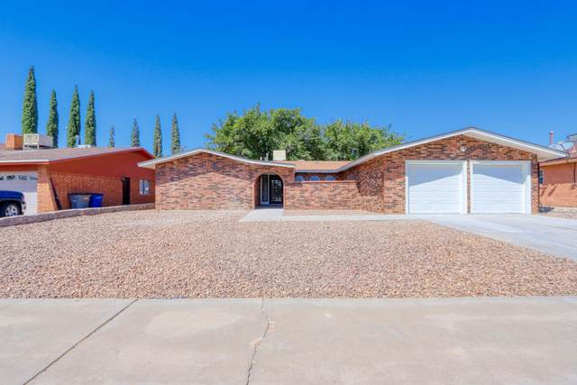 2209 Sea Palm Drive, El Paso, TX 79936 (MLS #834645) :: Jackie Stevens Real Estate Group brokered by eXp Realty
