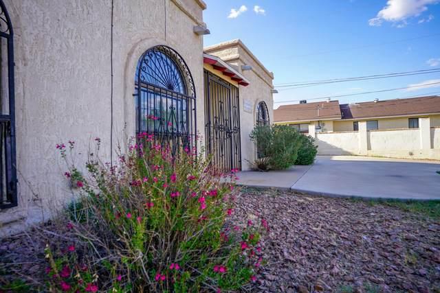 8951 Comet Street, El Paso, TX 79904 (MLS #834654) :: Mario Ayala Real Estate Group
