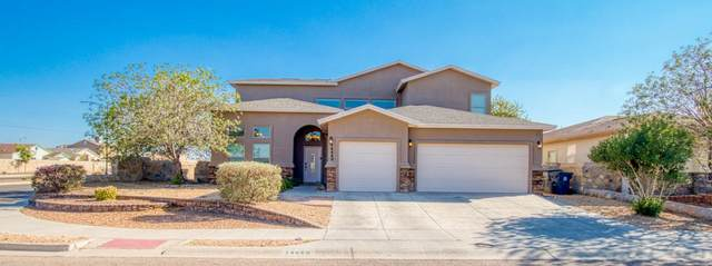 14440 Charro Point Court, El Paso, TX 79938 (MLS #834687) :: Mario Ayala Real Estate Group