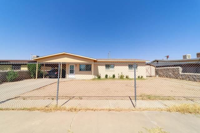 5703 Lexington Drive, El Paso, TX 79924 (MLS #834692) :: Mario Ayala Real Estate Group