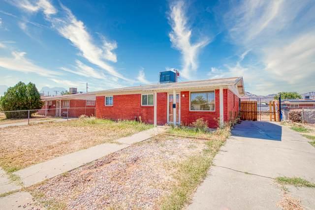 10357 Hollyhock Drive, El Paso, TX 79924 (MLS #834693) :: Jackie Stevens Real Estate Group brokered by eXp Realty