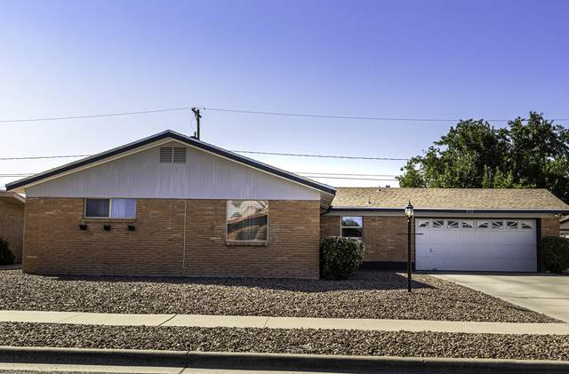 9712 Saigon Drive, El Paso, TX 79925 (MLS #834703) :: Mario Ayala Real Estate Group