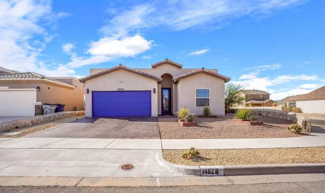 14828 Ted Banks Avenue, El Paso, TX 79938 (MLS #834704) :: Mario Ayala Real Estate Group