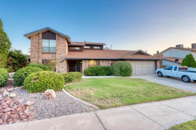 1228 Belvidere Street, El Paso, TX 79912 (MLS #834708) :: Mario Ayala Real Estate Group