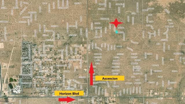 1 Baxter, El Paso, TX 79928 (MLS #834709) :: Mario Ayala Real Estate Group