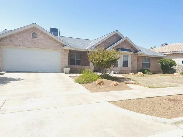 1025 Sun Rigde Drive, El Paso, TX 79912 (MLS #834711) :: Preferred Closing Specialists