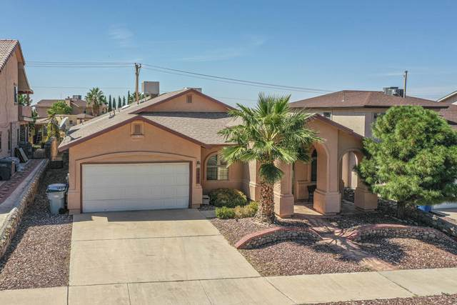 1505 Luz De Sol Drive, El Paso, TX 79912 (MLS #834716) :: Preferred Closing Specialists