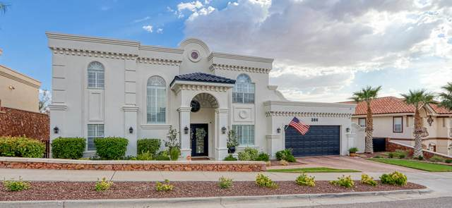 386 Morning Star Drive, El Paso, TX 79912 (MLS #834719) :: Preferred Closing Specialists