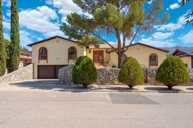 324 Windrose Court, El Paso, TX 79912 (MLS #834741) :: Jackie Stevens Real Estate Group brokered by eXp Realty