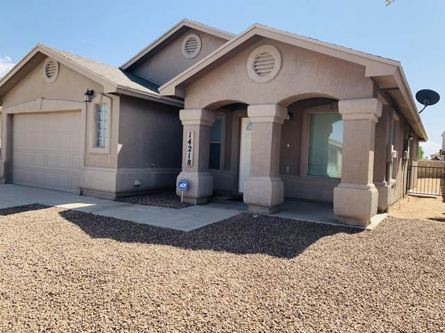 14218 Trigger Rock Lane, El Paso, TX 79938 (MLS #834744) :: Mario Ayala Real Estate Group